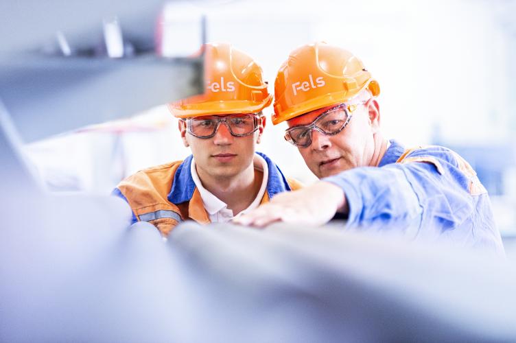 Ausbildung: Industriemechaniker (m/w/d)