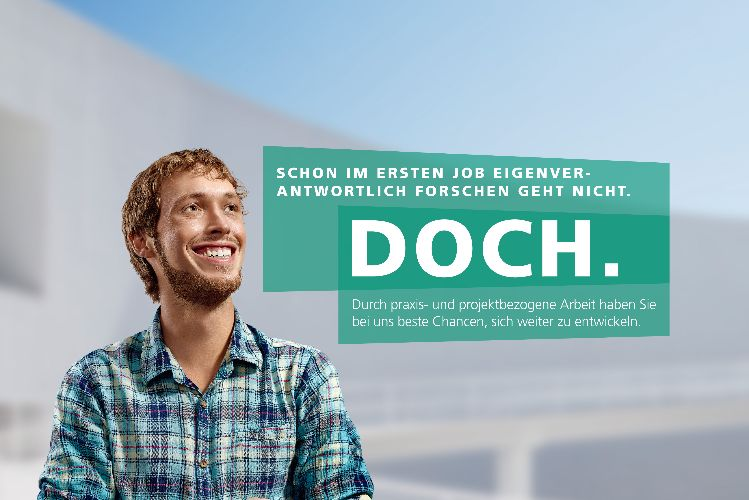DUALES STUDIUM ZUM MASTER OF SCIENCE - INFORMATIK für 2020