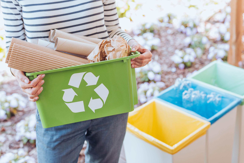 Recycling und Entsorgungsmanagement