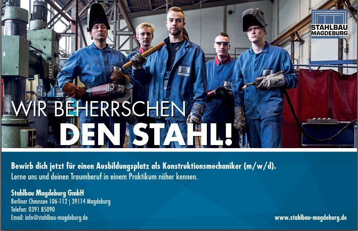 Stahlbau Magdeburg GmbH