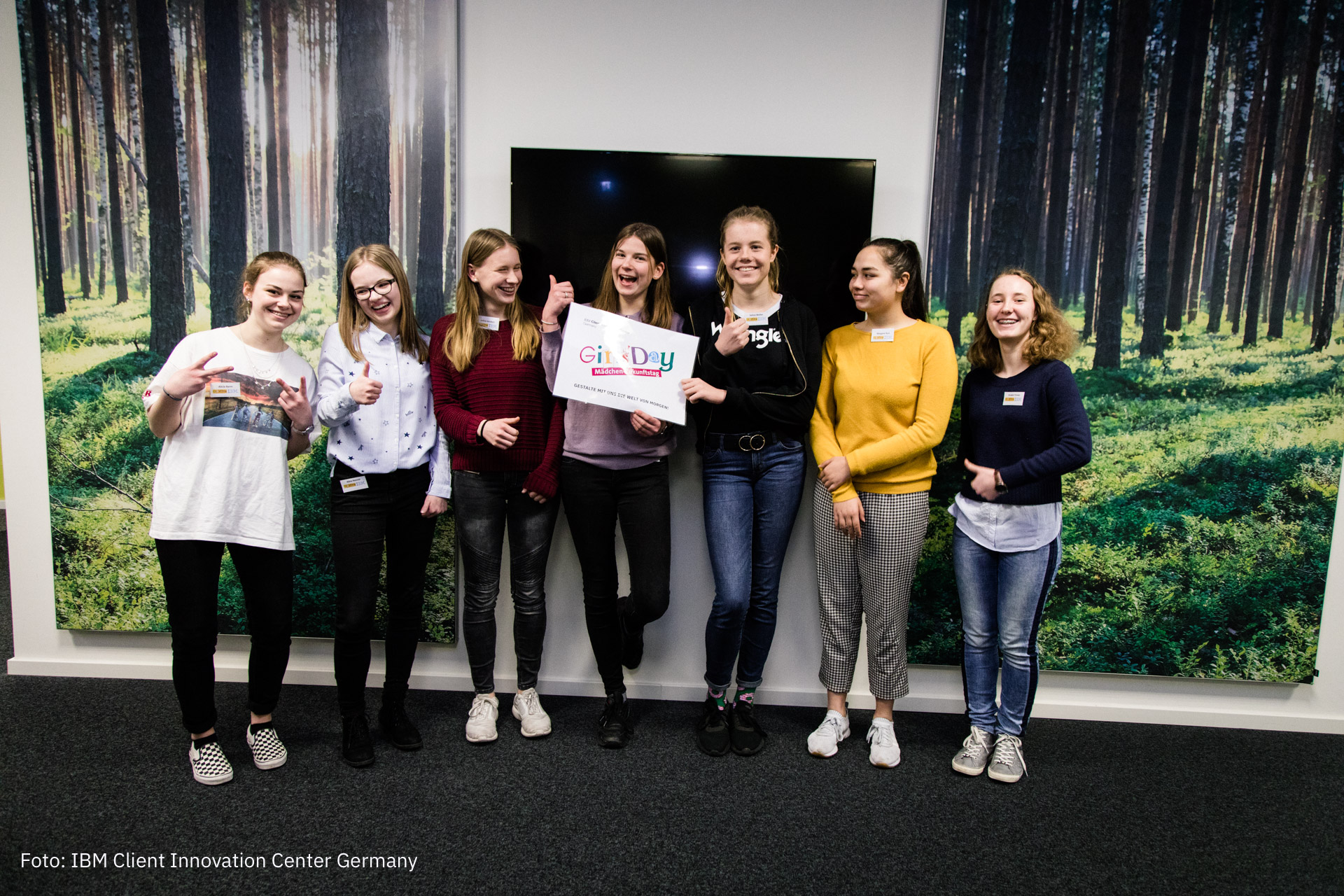 IBM Girls Day Magdeburg YouBeCom