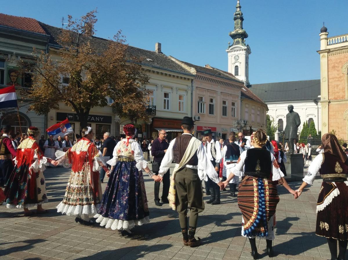 Freiwilliges Jahr in Serbien